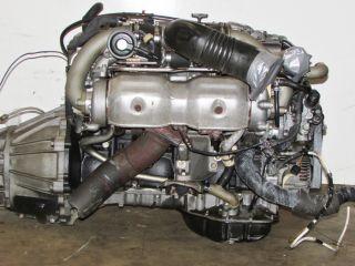 JDM Toyota Chaser soarer Supra 1JZ GTE Engine R154 Manual Trans Twinturbo Motor