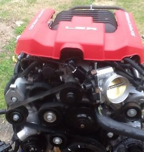 2013 Camaro ZL1 LSA Supercharged Engine LS1 LS2 LS3 LS6 LS7 LS9 LSA Engine