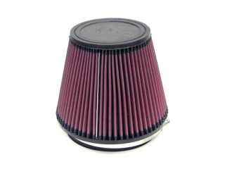"152mm 6"" Inlet K N Cone Universal Air Filter RU 3100"