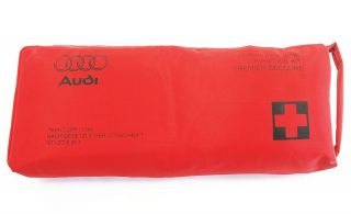 1st First Aid Kit Pouch 00 06 Audi TT MK1 Genuine OE 8N0 860 282