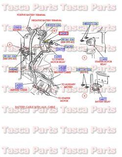 New Engine Control Sensor Wire w Speed Control 2003 Ford E150 E250 E350