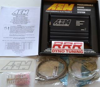 Aem Series 2 EMS 30 6620 Nissan Plug Play ECU Kit SR20DET Skyline RB26 RB25 RB20