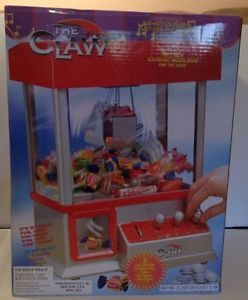 The Candy Arcade The Claw Candy Prize Machine