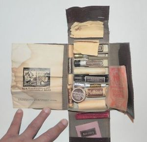 German WWII Personal Medical First Aid Kit