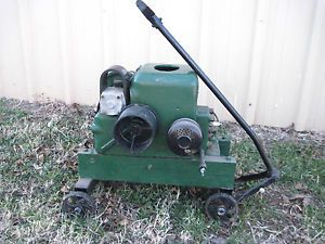 Fairbanks Morse 1 1 2 HP Z Style D Hit Miss Stationary Engine 750 RPM Texas