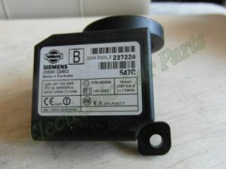 Nissan Micra K11 ECU and Transpnder Ring 0261207584 28590C9902 MOD0482EE