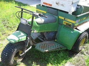 1990 John Deere AMT 600 Gator 1 Kawasaki Gas Engine