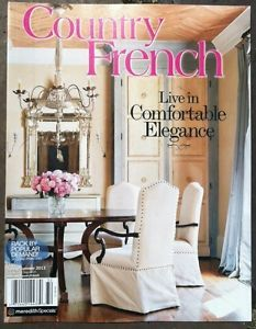 Country French Spring Summer 2013 Cottage Flea Market Living Style