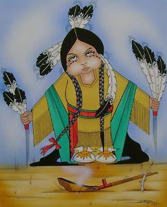 Native American Art Sculpture