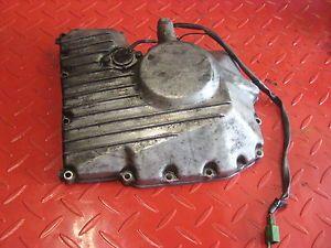 FZR 600 R FZR600 Yamaha Engine Motor Oil Pan Bolt Sensor Drain Plug Cover Case