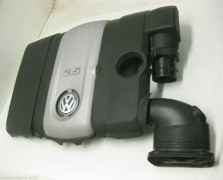 2008 VW Jetta Golf 2 5 Engine Cover Intake Air Box 07K 129 601 F 06 09