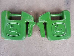 John Deere 140 316 318 332 425 445 455 X595 Tractor Hanging Suitcase Weights