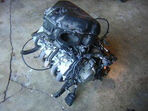 02 Honda CBR 600 F4i Engine Motor Wiring Harness Kit 22K