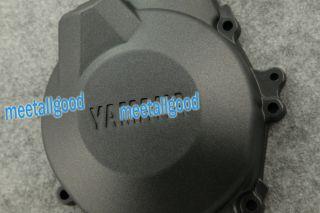 Aluminum Stator Engine Crank Case Cover Yamaha 2003 2004 2005 YZF R6 03 04 05