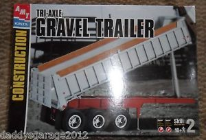 AMT Tri Axle Gravel Trailer Kit