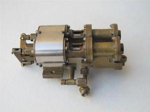 Vintage Live Steam Water Pump Steam Engine
