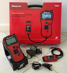 Snap on TPMS3 Tire Pressure Monitoring System TPMS Tire Pressure Sensor System