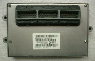 2000 Dodge Durango 4x4 ECM ECU PCM Engine Computer 56040364AF P56040364AF