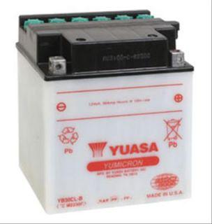 Yuasa Yumicron Battery 12V Wet Cell 300A CCA 32 Deg F YB30CL B