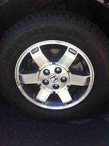 2010 Honda Pilot Touring Rims Factory Alloy Wheel 17 in with Michelin Tires