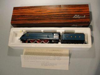 HO OO Scale Steam Locomotive Liliput Mallard Model Toy Railroad Train Engine Toy