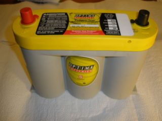 Optima 6 Volt Deep Cycle Battery