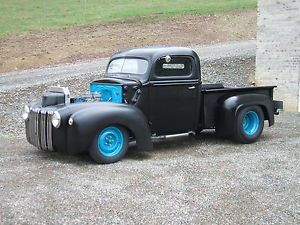 1942 Ford Pickup Hot Rod