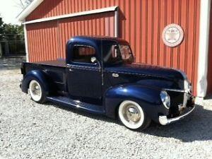 1941 Ford Pickup Hot Rod Street Rod Scta