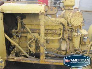 Caterpillar Cat 1U5470 Engine Pressure Group Calibration