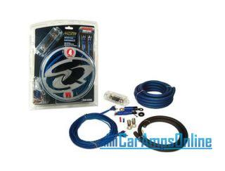 ★ Sound Quest Stinger 4 AWG Gauge Amplifier Installation Kit 4G Car Stereo Amp ★