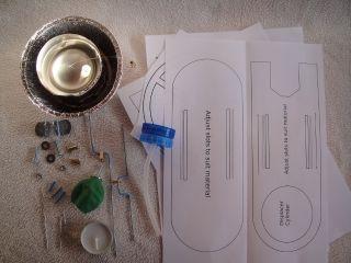 Walking Beam Stirling Engine Working Model Kit Make Your Engine from Cardboard