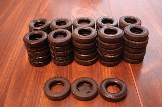 1 25 Scale Semi Truck Tires Lot