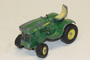 Vintage 1 16 60's John Deere 140 Lawn Garden Tractor Parts
