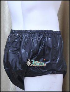 Adult Baby Plastic Pants PVC Incontinence P004 2 Size:XX Large
