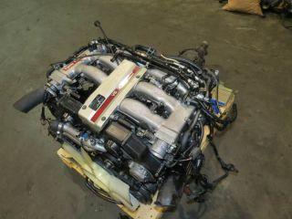 JDM Nissan 300zx VG30DETT Twin Turbo Engine JDM 90 96 Fairlady Z32 VG30 A T ECU