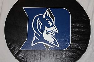 Duke Blue Devils Spare Tire Cover