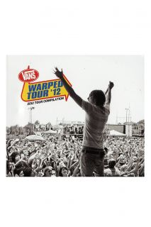 Warped Tour 2012 Compilation CD