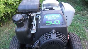 Honda GC160 5 HP Motor Engine Go Cart Mini Bike Log Splitter Horizontal Shaft