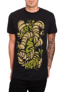 Of Mice & Men Earthworm Slim Fit T Shirt