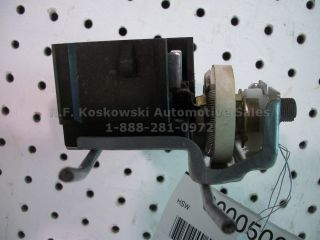 Headlight Switch Assembly Ford Pickup Truck Bronco E7TZ 11654A