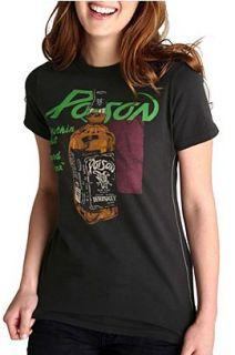 Trunk Ltd. Poison Whisky Girls T Shirt