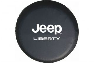 """New 16 """"Jeep Wrangler Liberty Tire Cover Spare Tire Cover"""