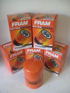 1950 1989 Ferrari Fram PH2804 1 PH28041 Oil Filter Lot 5 Five Fits OE 111782