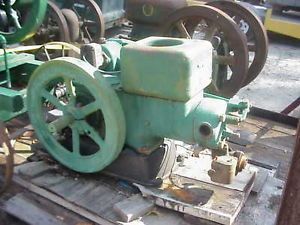 Fairbanks Morse 6hp Z Hit Miss Farm Engine for Parts