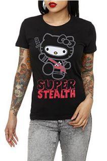 Hello Kitty Ninja Girls T Shirt