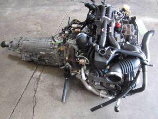 04 05 JDM Subaru Legacy DOHC EJ20X BP5 BL5 B4 VF38 Titanium Turbo 2 0L 2 0GT