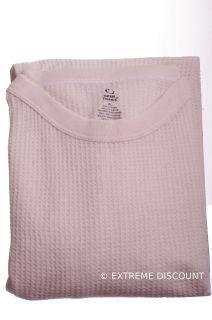Mens LS Thermal Underwear Long Johns Shirt Warm Winter Outdoor Large XL 2XL New