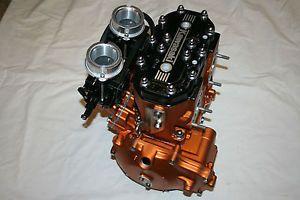 Kawasaki 771 Jet Ski Engine Twin Carbs 750 Motor SX X2 SC Jet Mate 650 Swap
