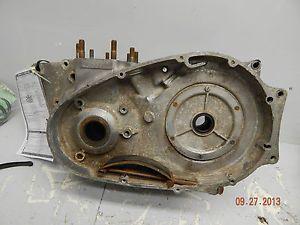 Triumph T120 Unit Motor Engine Motor Cases Paper 1968 Bonneville 650 Bobber Chop