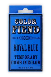 Color Fiend Royal Blue Temporary Comb In Color